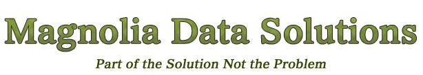 Magnolia Data Solutions Logo